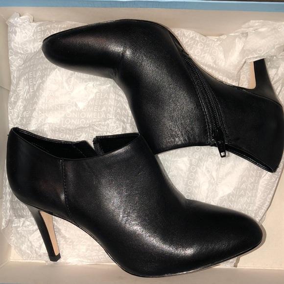 Antonio Melani Black Leather
